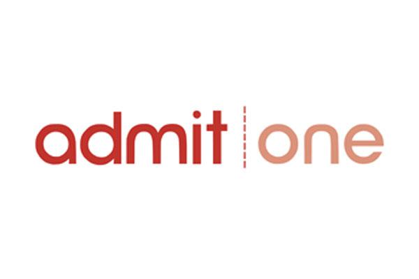 Admit One Logo